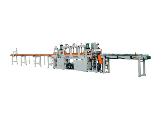 Indefinite length auto finger jointer