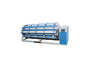 Bladder moldings press