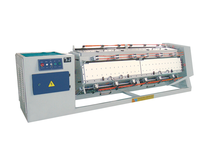 Face layer press